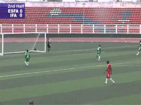 IMPACT FOOTBALL ACADEMY VS EDO STATE FOOTBALL ACADEMY PRT 1