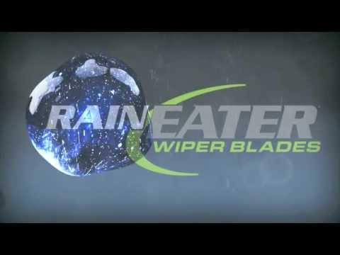Promo for RainEater Wiper Blades