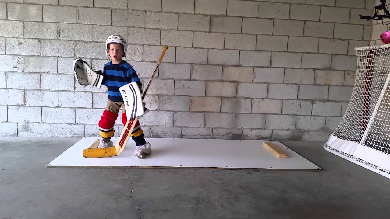 The Hockey Balance Board to Maximize Core and Agility