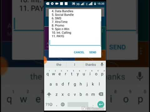 How To Borrow Airtime From A Network, Airtime Advance