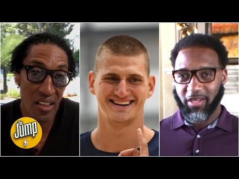 Scottie Pippen and Tracy McGrady react to Nikola Jokic playing PG and Bol Bol's big debut | The Jump