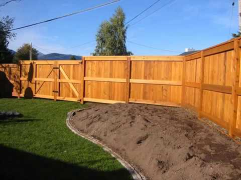 Fencing Ideas For Backyards | Fences & Gates Design For ...