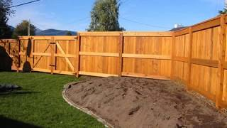 Fencing Ideas For Backyards | Fences & Gates Design For Outdoor