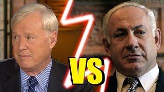 MSNBC's Chris Matthews Calls Netanyahu Speech A