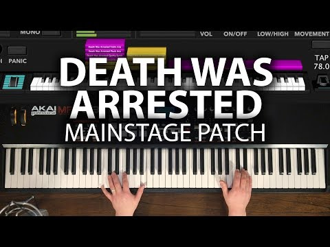 Death Was Arrested Keyboard Chords By Northpoint Music Worship Chords
