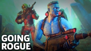 Rogue Trooper Redux - PC Gameplay