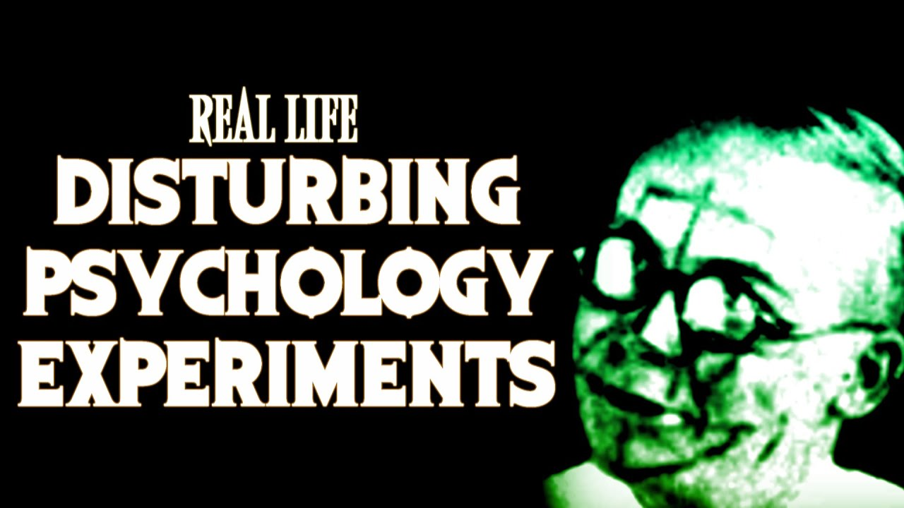 5 Disturbing Psychology Experiments That Actually Happened
