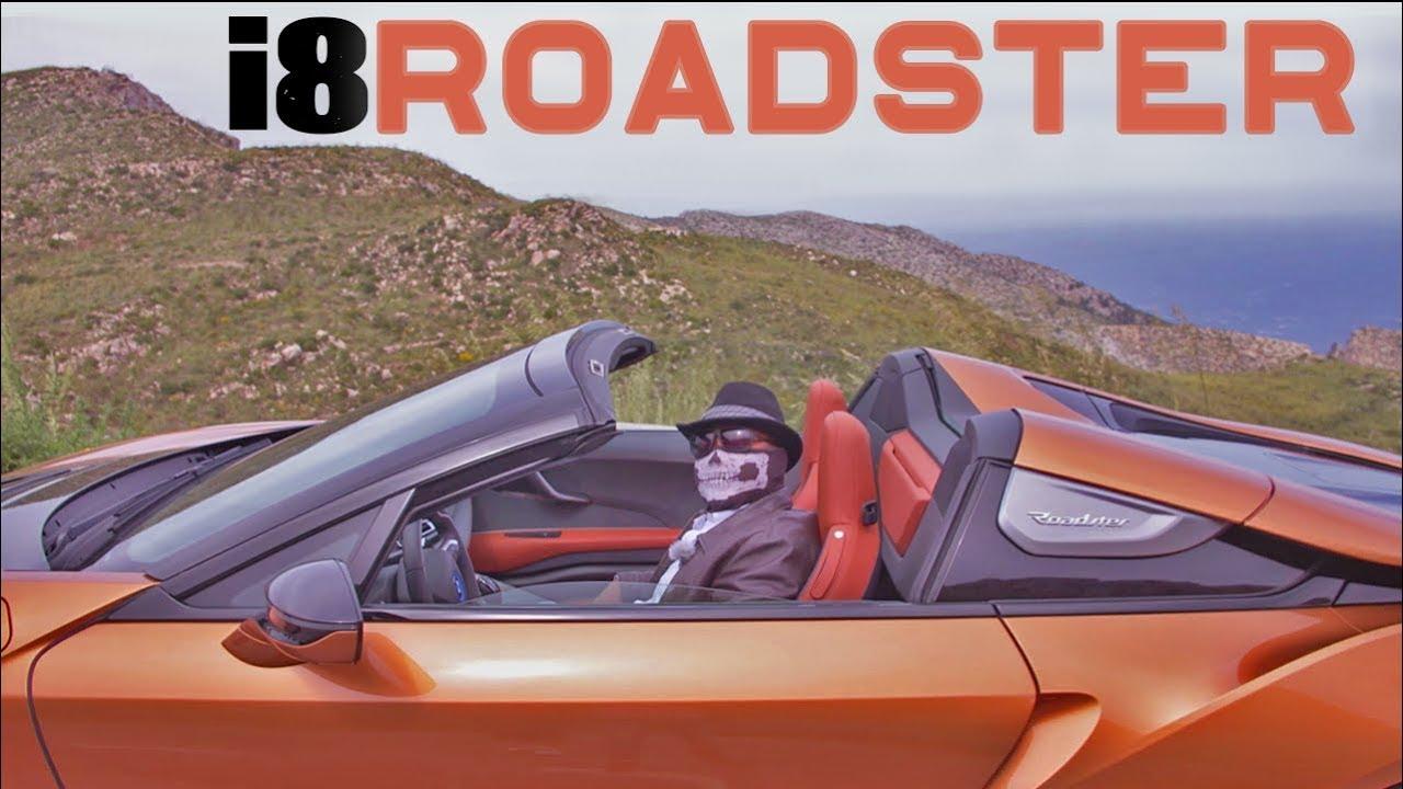 Bmw I8 Roadster Youtube