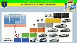Biella, promettevano auto di lusso a prezzi modesti: 6 denunce