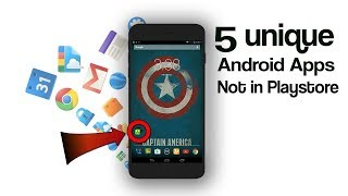 Top 5 Latest Android Apps   Best 5 Android APPS