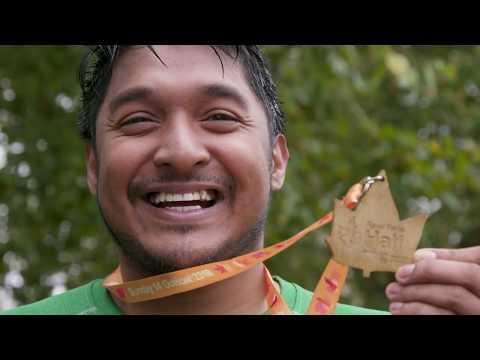 The 2018 Royal Parks Half Marathon, Presented By Royal Bank Of Canada