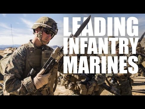 A Leader's Perspective: Young Marine Takes Charge