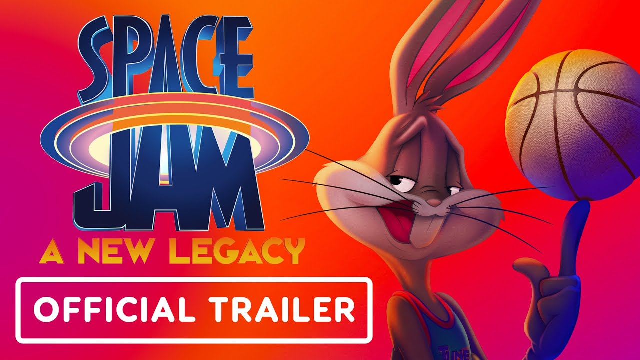 LeBron James' Space Jam trailer is finally out and it looks pretty good