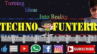 introduce with the techno funterr