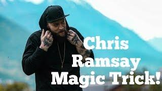 This CHRIS RAMSAY Magic Trick will FOOL Anyone!