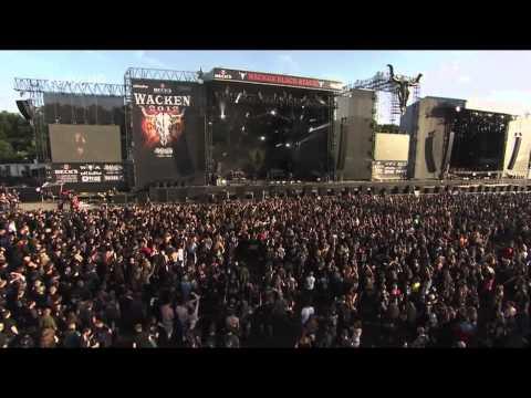 Cradle of Filth live Wacken 2012