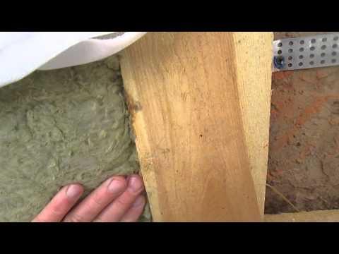 Утепление и отделка дома из пенобетонных блоков