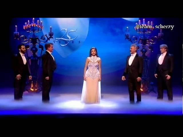 Nicole Scherzinger - Phantom of the Opera at Royal Variety Performance 2011
