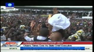 Willie Obiano Sworn-in As Governor Of Anambra State