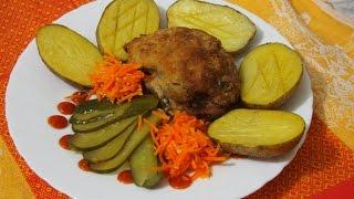 Рецепты на праздничный стол- Стейк из трех видов мяса