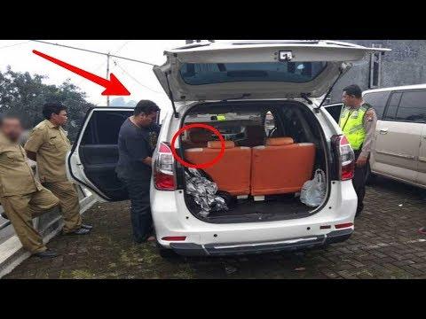 3 Hari Mobil ini Terparkir di Masjid, Saat Dibuka isinya Mengejutkan !! Astaga...