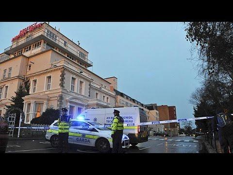 Lövöldözés egy profi boxmeccs előtt Dublinban