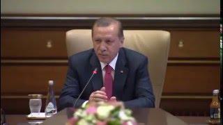 Recep Tayyip Erdoğan'ın Galatasaray Konuşması