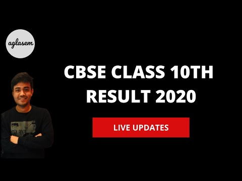 CBSE Result 2020 Class 10 Live  Updates: How & Where To Check | CBSE Result 2020