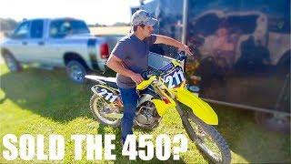HE BOUGHT A 250 DIRT BIKE?