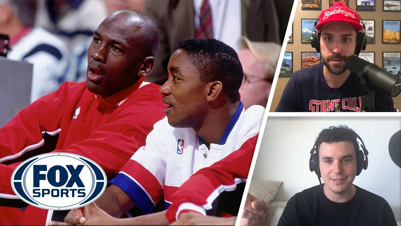Titus & Tate on Michael Jordan and Isiah Thomas: You can't have one without the other