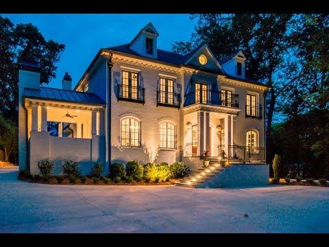 Stokesman Luxury Homes 18 Blackland Road Tuxedo Park Atlanta Georgia Buckhead New Construction