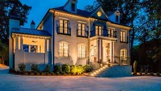 Stokesman Luxury Homes 18 Blackland Road Tuxedo Park Atlanta Georgia Buckhead New Construction