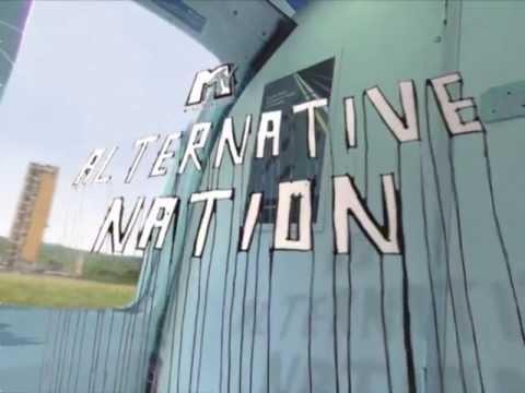 Alternative Nation MTV logo