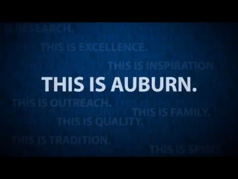 Auburn University   Master Degree and PHD Degree