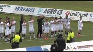 Sestřih utkání FC Hradec Králové - SFC Opava 1:0