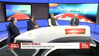 India's World - India and the Afghan peace process