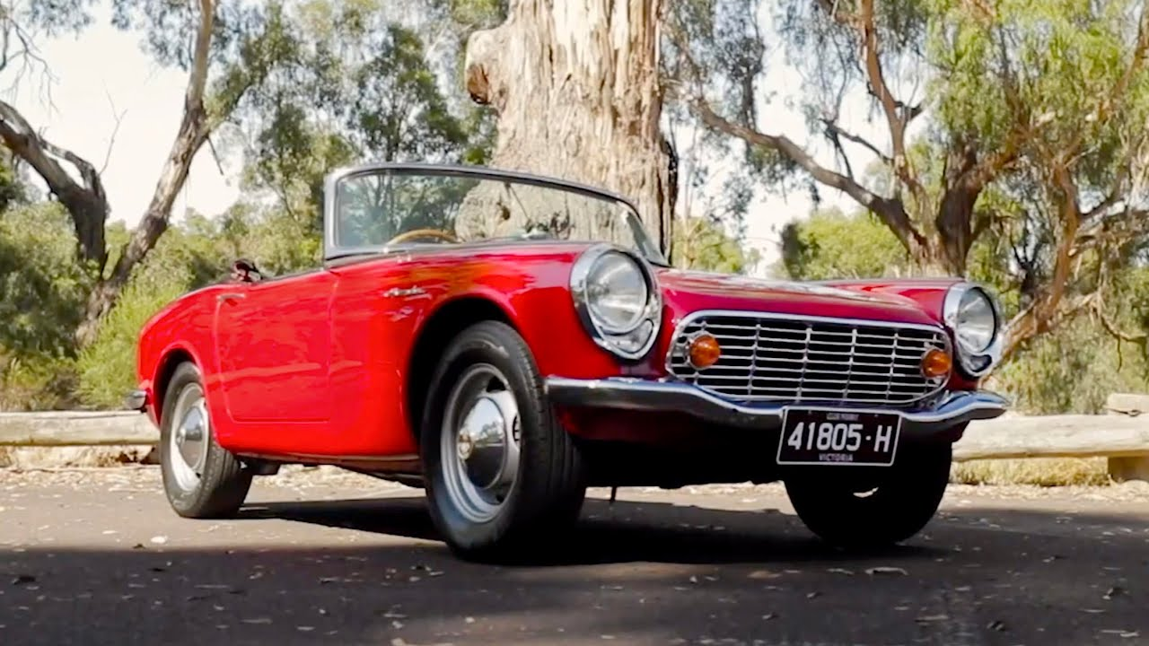 Honda S600 & S800 - Shannons Club TV - Episode 154