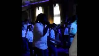 песня ((  Эго Эго  )) танец жениха и его друзей в зале Рамзес