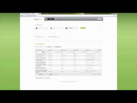 Flip IT - Helpdesk portal