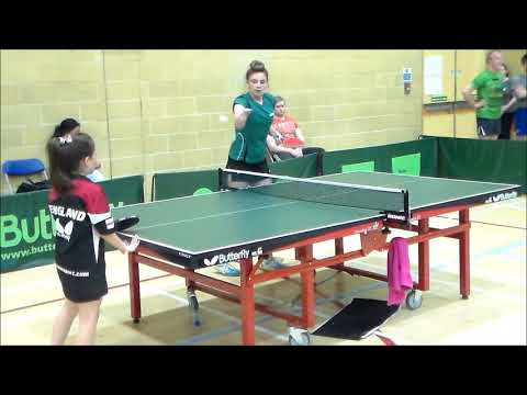 9 years old table tennis