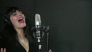 Video Elena Imperatore cirque du soleil singing Audition download MP3, 3GP, MP4, WEBM, AVI, FLV Juli 2018