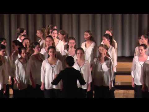 Mädchenchor BAT-KOL / Israel: Aquarius / EJCF Basel 2018