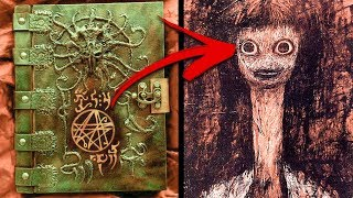 10 Scary Books That Are Too Cursed to Read!