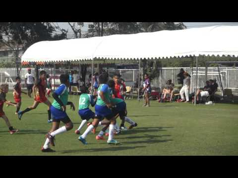 Bangkok 10s Shorts  – The Junior Rugby