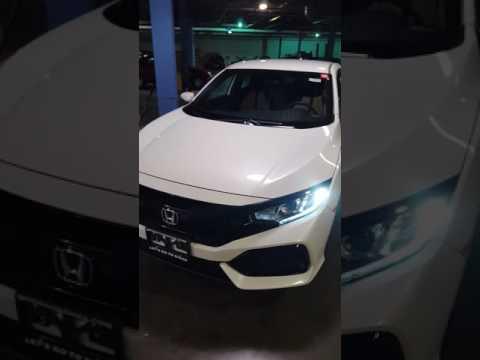 2016 Honda Civic LX Hatchback