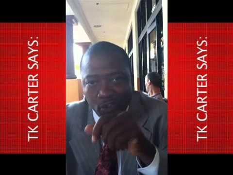 TK Says Black Actors Stop It