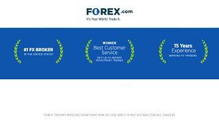 Trade Confidently with FOREX.com - 6 secs