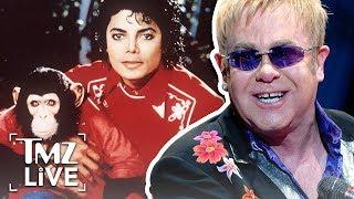 Elton John Says Michael Jackson Was Mentally Ill  TMZ Live