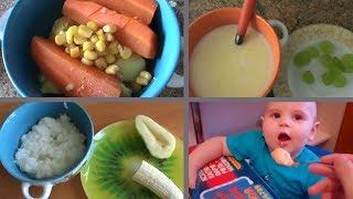 Детский Food Book. Питание ребенка в 1 год. 28 блюд.