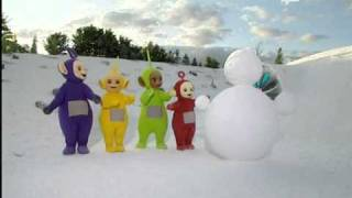 Repeat youtube video Teletubbies - Sotto La Neve.mpg